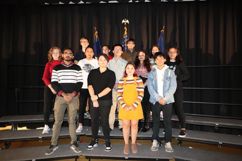 Meet Maspeth High School's . . . ArgoNotes Featured Photo