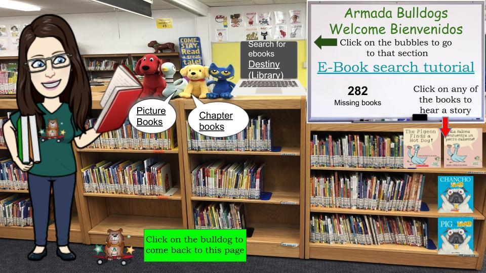 Mrs. Bedoya's Virtual Library