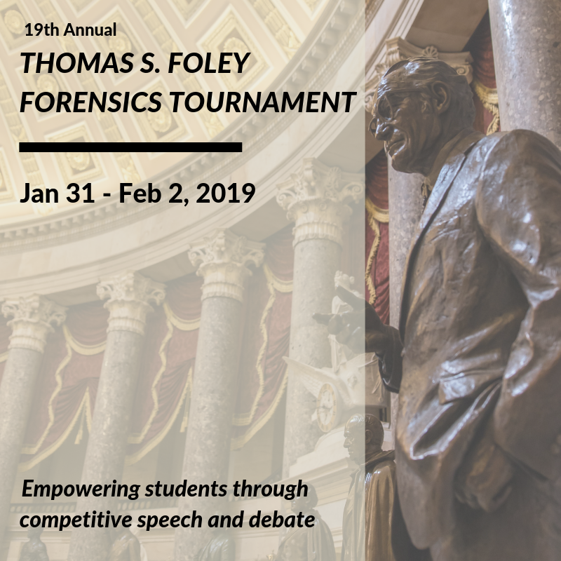Foley Debate Tournament