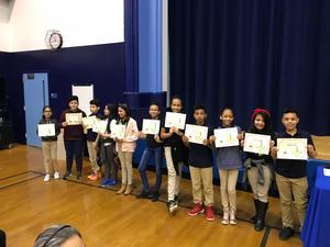 group 5 winners