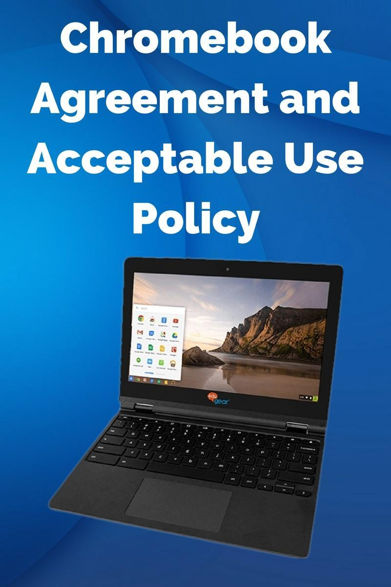 Chromebook Agreement and Acceptable Use Policy Featured Photo