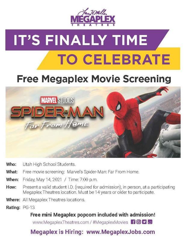 Megaplex Movie Screening
