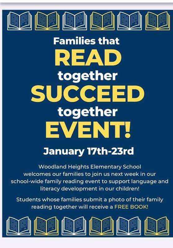 Read to Succeed Event