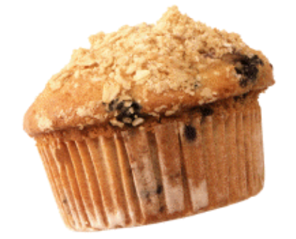 Picture of a muffin