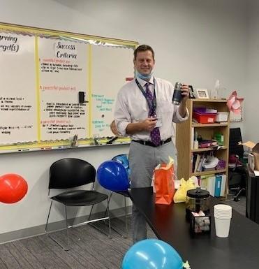 Happy Birthday Dr. Neil Cronin! Featured Photo