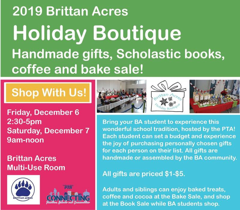 Holiday Boutique this Friday, Dec 6 & Saturday, Dec 7 in MU Featured Photo