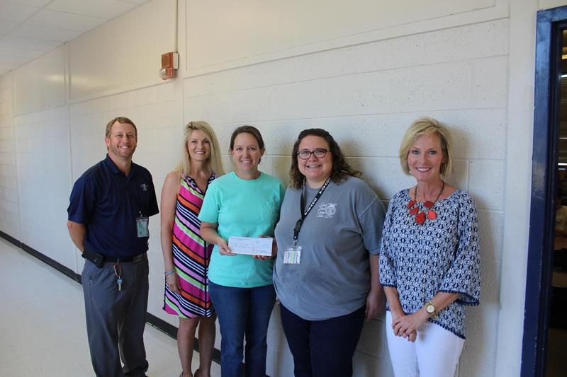 The Tift County Foundation for Educational Excellence (TCFEE) Awards ESMS Teachers Grants Featured Photo