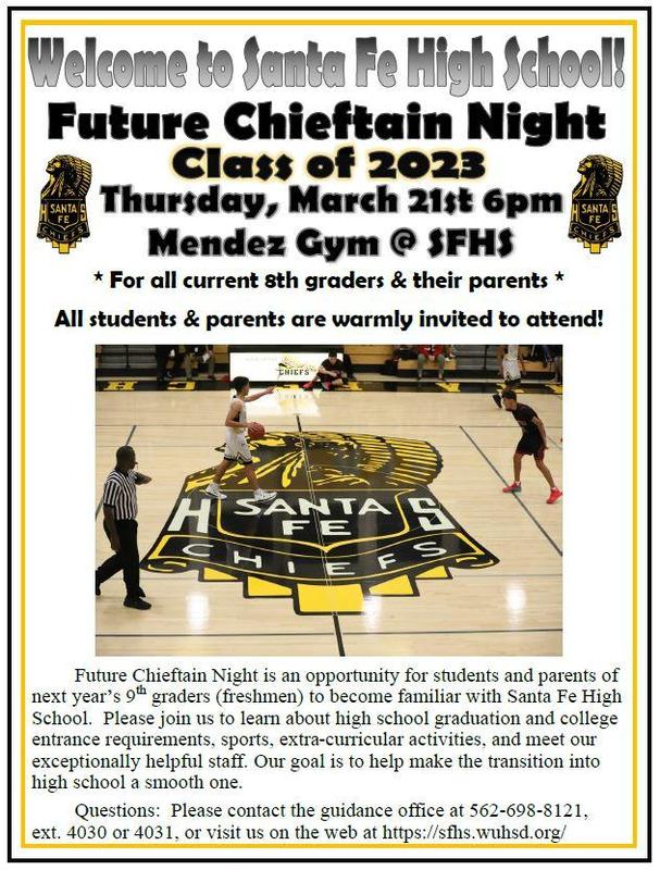 Future Chieftain Night Featured Photo