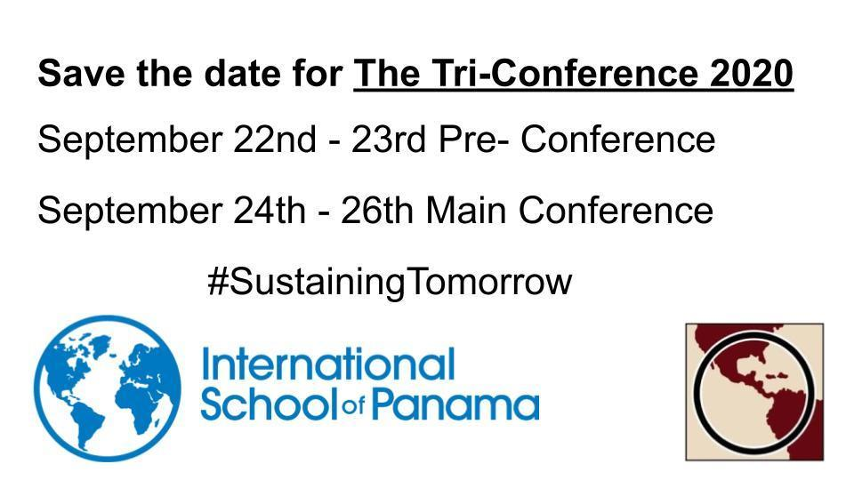 ISP are proud to host the Tri-Conference 2020
