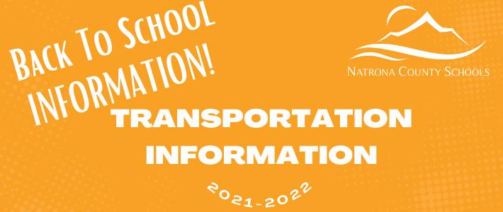 Transportation Information Graphic