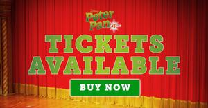 Peter Pan, Jr. Tickets on Sale Now!