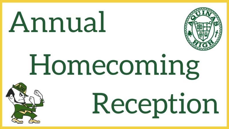 Annual Homecoming Reception