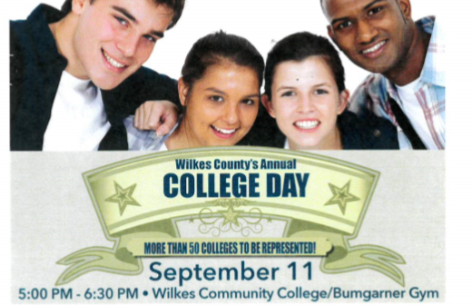 Wilkes County's Annual College Day Thumbnail Image
