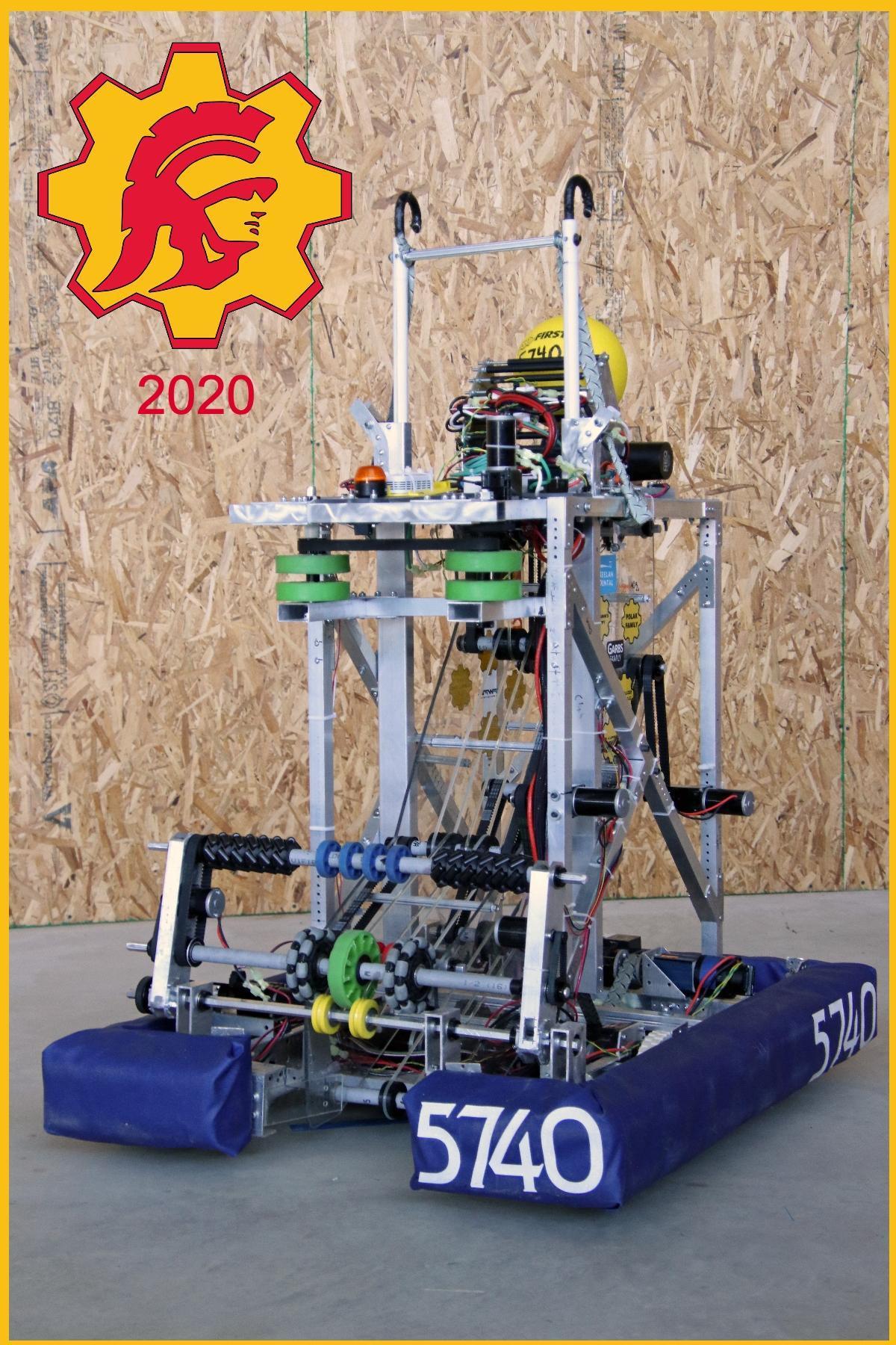 STEM Robotics North Catholic High School