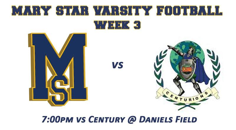 Football Week 3 Final: Century 18 @ MSHS 60 Featured Photo