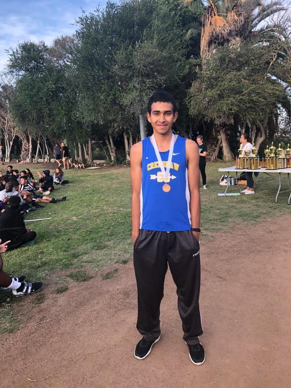 Congratulations to our Cross Country Team winners! Featured Photo