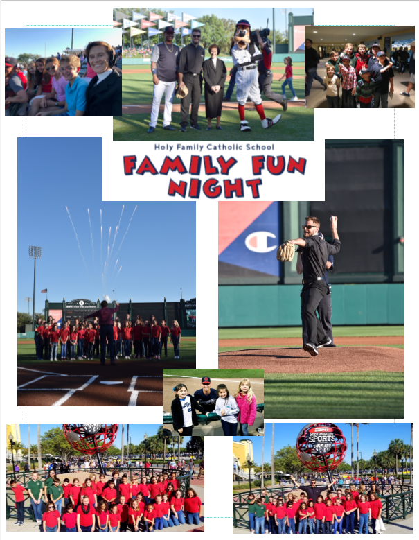 Family Fun Night 2019 Featured Photo