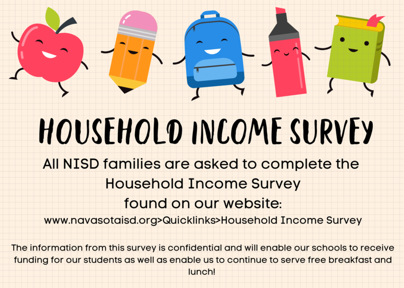 HOUSEHOLD INCOME SURVEY Featured Photo