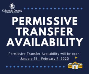 Permissive Transfer graphic