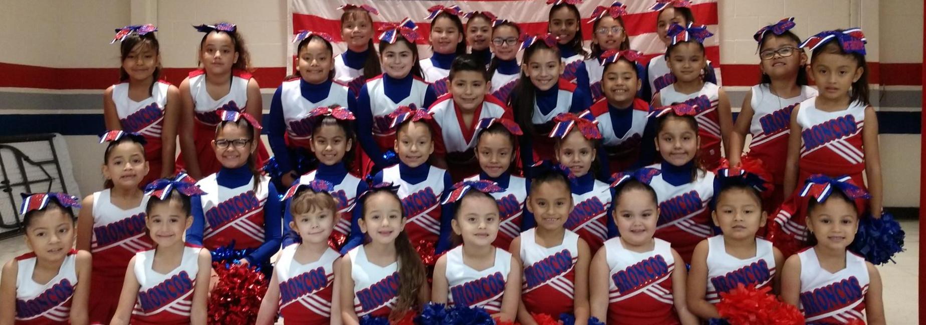 Roosevelt Cheerleaders