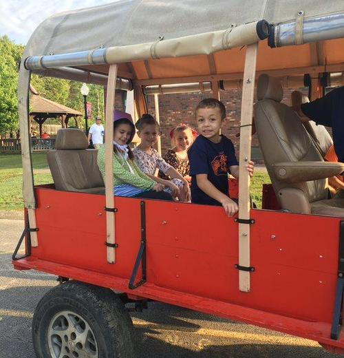 KSES hosted a Pioneer Day in October.
