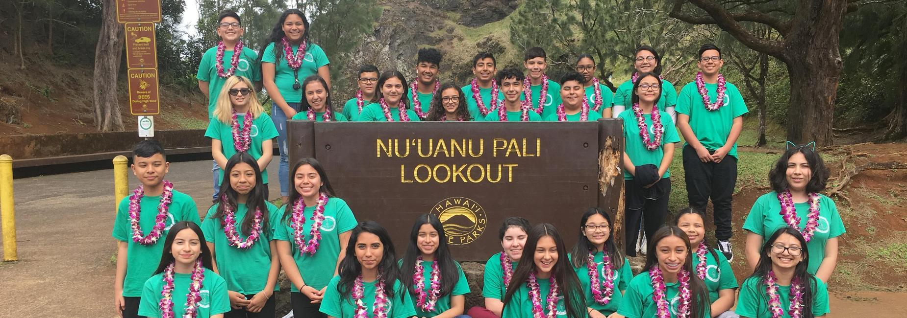 NPAA Band Hawaii