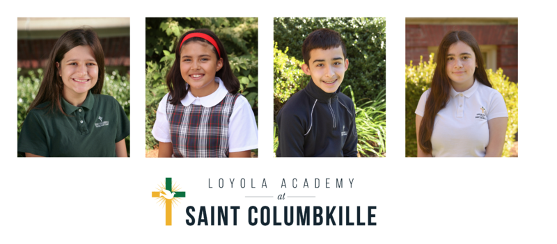 "Loyola Academy Honors April ""Loyola Leaders of the Month"" Featured Photo"