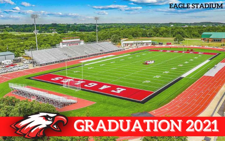 Class of 2021 Eagle Graduation Details Thumbnail Image