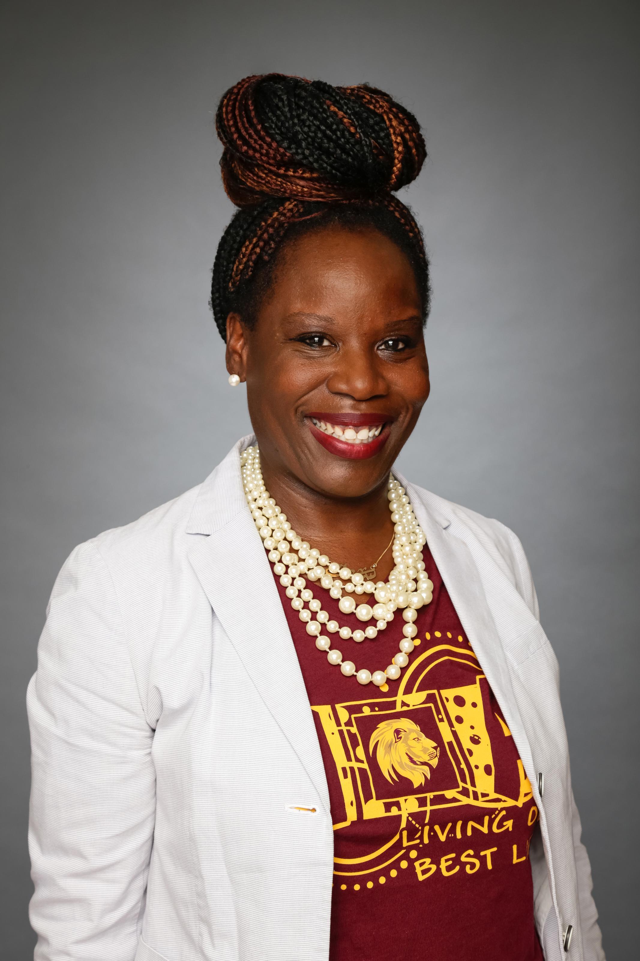 Principal Samantha Pugh