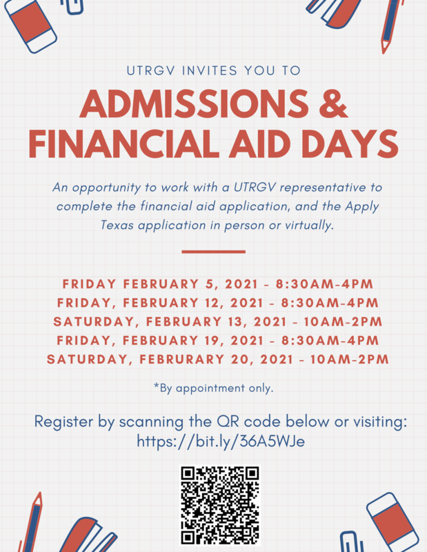 Financial Aid Drive Featured Photo