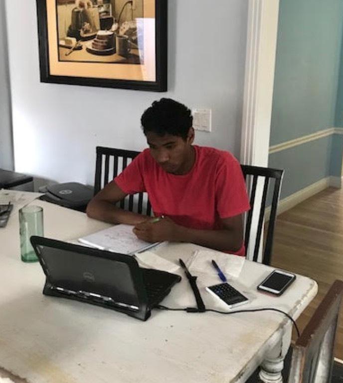 Malik Castro Devarona -Synchronous Learning