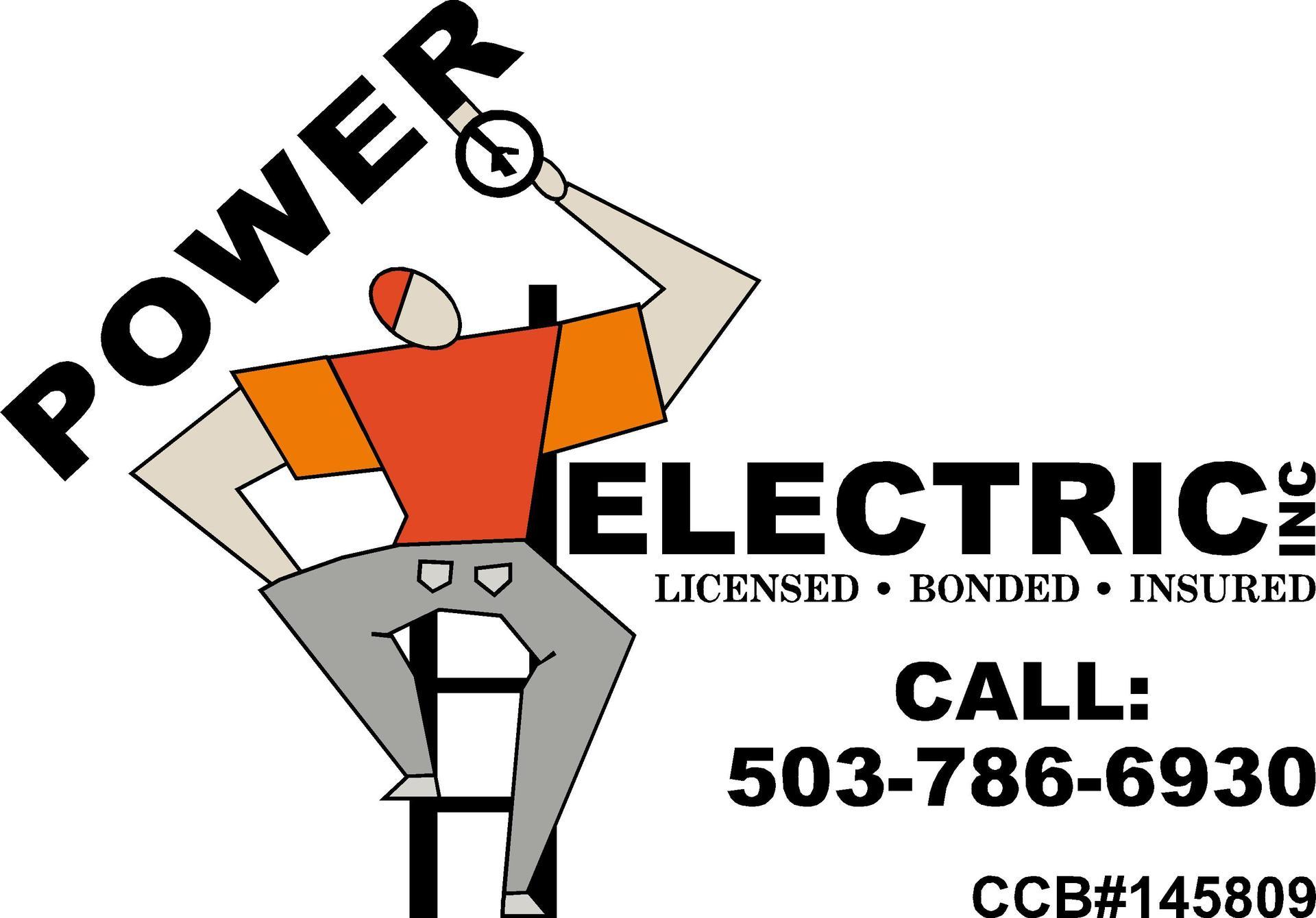 Power Electric logo
