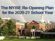 The NYISE Re-Opening Plan for the 2020-21 School Year