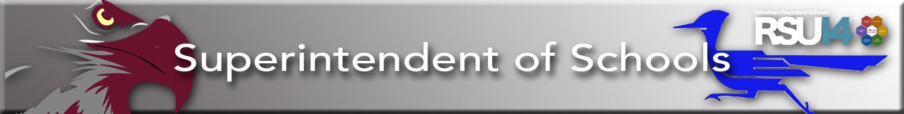 Superintendent Banner