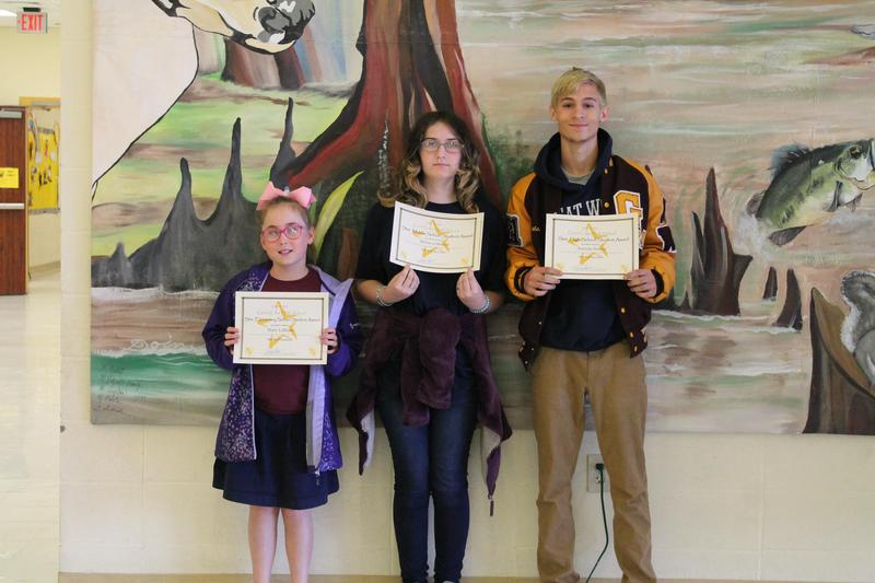 November Star Students of the Month Thumbnail Image