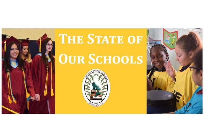 State of Our Schools Address: A Report to the Community by Superintendent of Schools Dr. Garcia, Tuesday November 20 Thumbnail Image