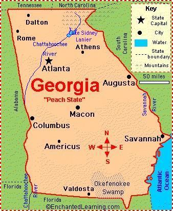 African American Historical Sites in Georgia
