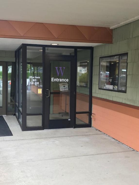 WGS Security Vestibule