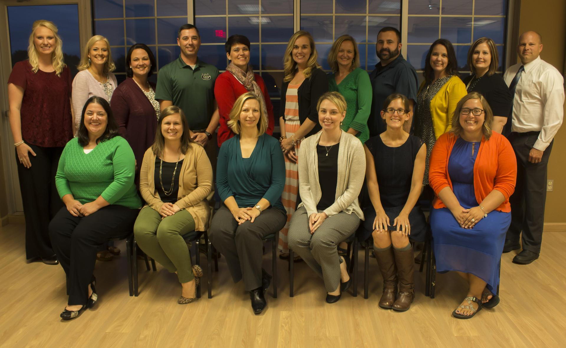 GSC Teacher Leader Academy 2016-2018
