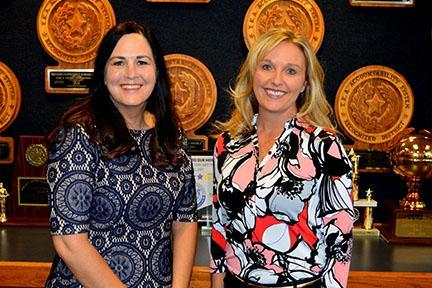 New Leaders at FISD