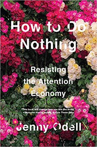 Book Cover: How to Do Nothing