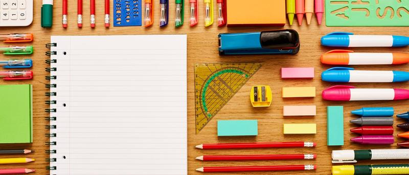 SY21-22 School Supply Lists Featured Photo