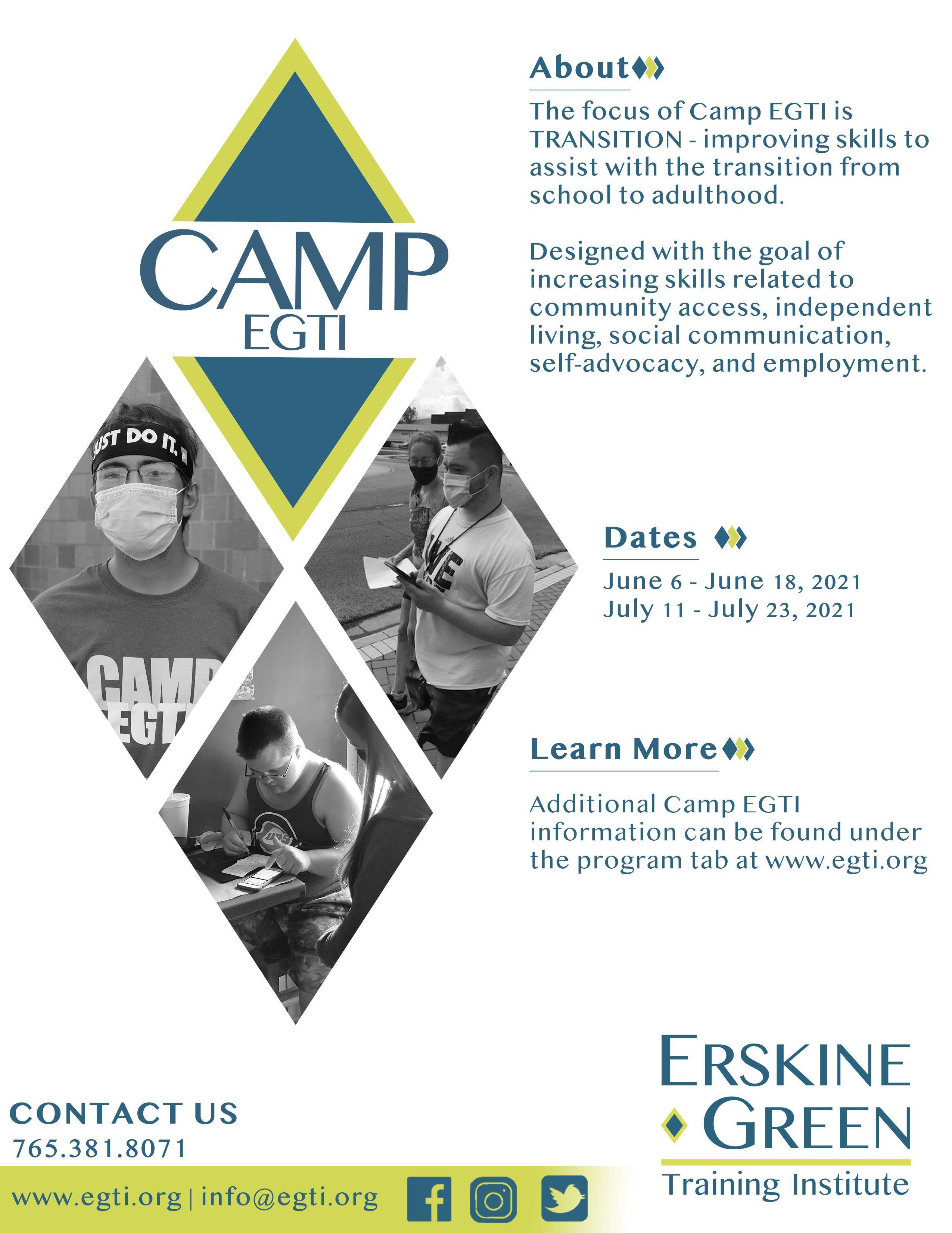 2021 Camp EGTI
