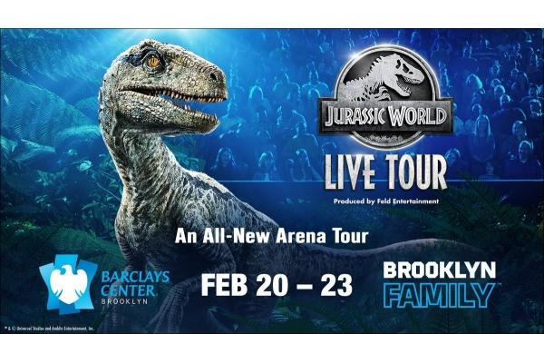 Discounted tickets for Jurassic World Live Tour Featured Photo