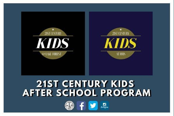 21st Century Kids After School Program