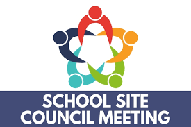 School Site Council Meeting  May 11, 2021 at 5:45pm Featured Photo