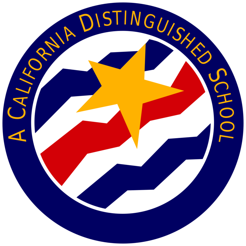 California Distinguished School Graphic
