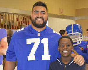 Zion with Will Hernandez