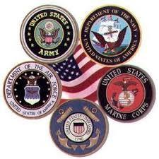 United States Armed Forces Symbols