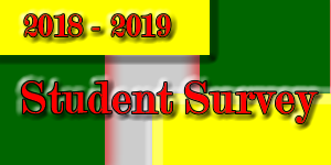 2018-2019 Student Survey